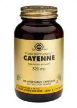 Cayenne Vegetable Capsules